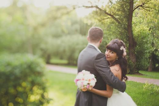 Наши клиенты - прекрасная невеста Наталья!
