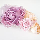 """""""Мечты и цветы"""" натуральный шелк"""