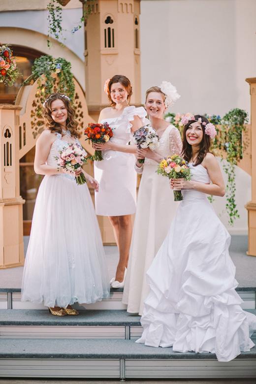 """Наш фотоотчет с выставки """"Russian Wedding Fair""""!"""