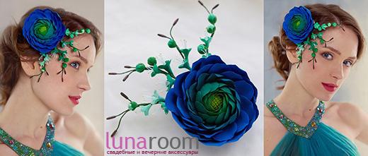 Новинки - цветы из полимерной глины!