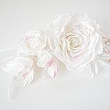 """Веточка с розами """"Свадебная"""""""
