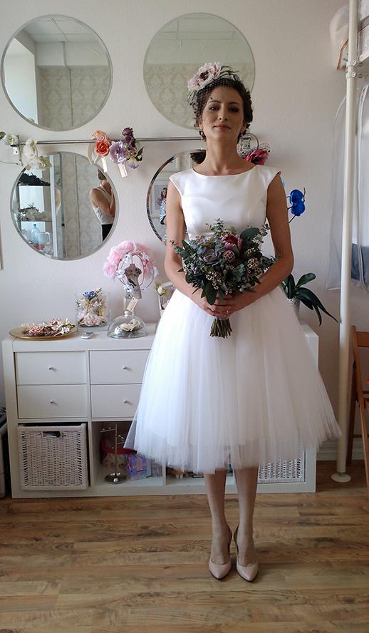Сборы невесты у нас в шоу-руме!