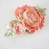 """""""Французские розы"""" украшение для волос"""