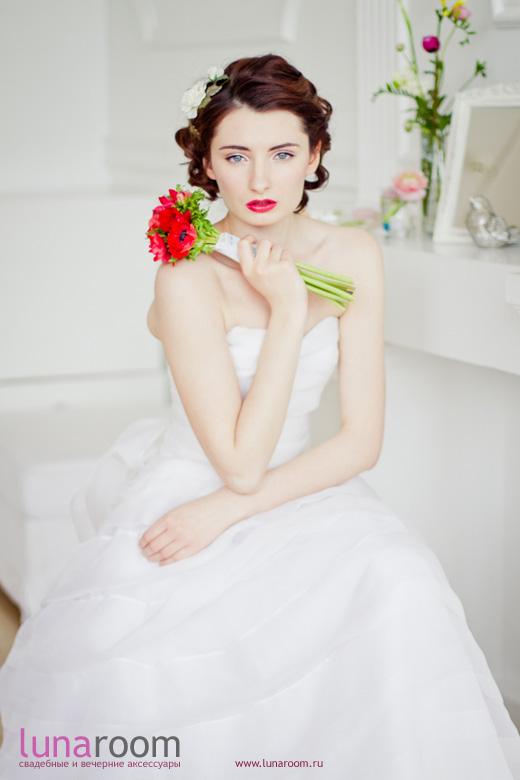 Специальное предложение для майских невест от стилистов LUNAROOM!