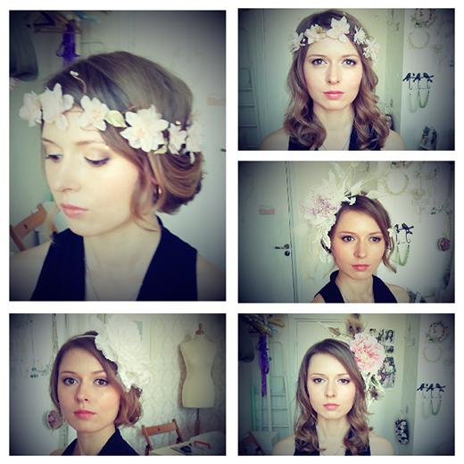 Наталья - образы к свадьбе!