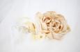 Композиция из чайных роз. Фото 3.