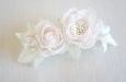 """""""Японская роза"""" на гребешке. Фото 2."""