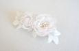 """""""Японская роза"""" на гребешке. Фото 3."""