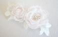 """""""Японская роза"""" на гребешке. Фото 4."""