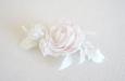 """Японская роза"" на гребешке малая. Фото 1."