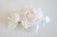 """Японская роза"" на гребешке малая. Фото 2."