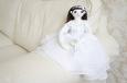 """""""Невеста"""" кукла. Фото 1."""