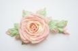 """Веточка с розой """"Лолита"""". Фото 2."""