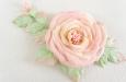 """Веточка с розой """"Лолита"""". Фото 3."""