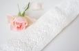 """""""Кружевные цветы"""" повязка для волос . Фото 2."""