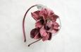 """Камелия """"Парижанка"""" розовый, ободок. Фото 2."""