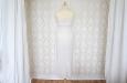 Платье длинное из натурального шелка с вышивкой. Фото 2.