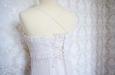 Платье длинное из натурального шелка с вышивкой. Фото 3.