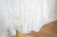 Платье длинное из натурального шелка с вышивкой. Фото 4.