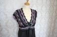 Короткое платье с кружевом. Фото 2.