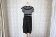 Короткое платье с кружевом. Фото 3.