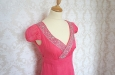 Платье короткое розовое. Фото 2.