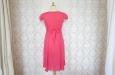 Платье короткое розовое. Фото 3.