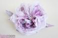 """Манифик"" роза из натурального шелка. Фото 2."