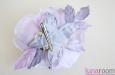 """Манифик"" роза из натурального шелка. Фото 3."