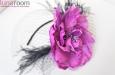"""""""Валентинов день"""" шляпка с вуалью. Фото 2."""
