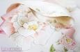 """""""Вальс цветов"""" шелковый пояс. Фото 4."""