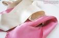 """Розовый будуар"" шелковый пояс. Фото 2."