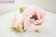 """""""Маки"""" два цветка на ободке. Фото 3."""