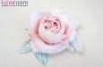 """""""Жениаль"""" роза шелк, розовый. Фото 1."""
