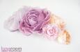 """""""Мечты и цветы"""" натуральный шелк. Фото 1."""