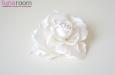 """Роза """"Мини"""" шелк, айвори 10 см. Фото 3."""
