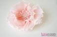 """Мак """"Нежный"""" нат. шелк, нежно-розовый. Фото 1."""