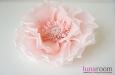 """Мак """"Нежный"""" нат. шелк, нежно-розовый. Фото 2."""