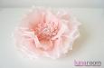 """Мак """"Нежный"""" нат. шелк, нежно-розовый. Фото 3."""