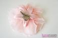 """Мак """"Нежный"""" нат. шелк, нежно-розовый. Фото 4."""