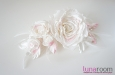 """Веточка с розами """"Свадебная"""". Фото 3."""