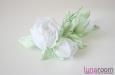 """Веточка с розами """"Весна"""". Фото 1."""