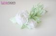 """Веточка с розами """"Весна"""". Фото 3."""