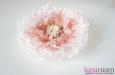 Нежная роза с жемчугом. Фото 1.