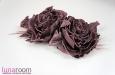 """""""Джейн"""" розы из шелка, брошь, заколка. Фото 2."""
