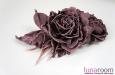 """""""Джейн"""" розы из шелка, брошь, заколка. Фото 4."""