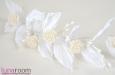 """""""Свадебные розы"""" украшение для волос. Фото 3."""