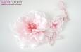 """""""Розовые сны"""" украшение для волос. Фото 1."""