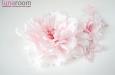 """""""Розовые сны"""" украшение для волос. Фото 2."""