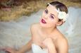 """""""Утро невесты"""" украшение для волос. Фото 1."""